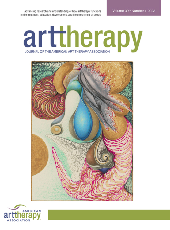 Cover image - Art Therapy