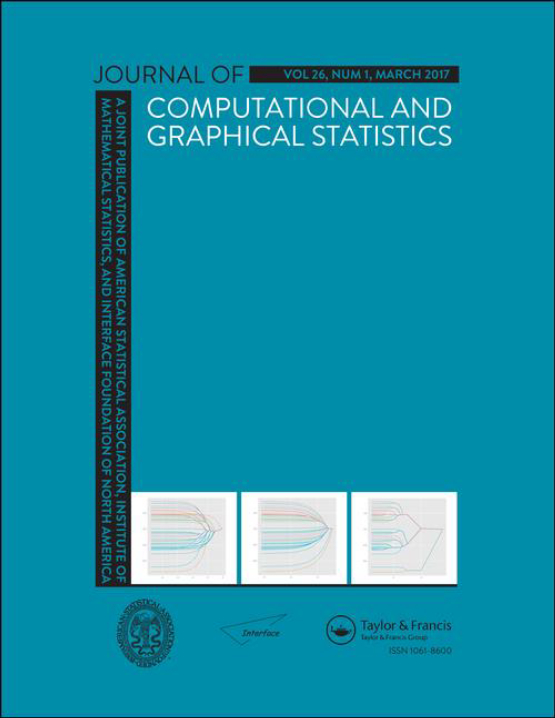 Cover image - Journal of Computational and Graphical Statistics