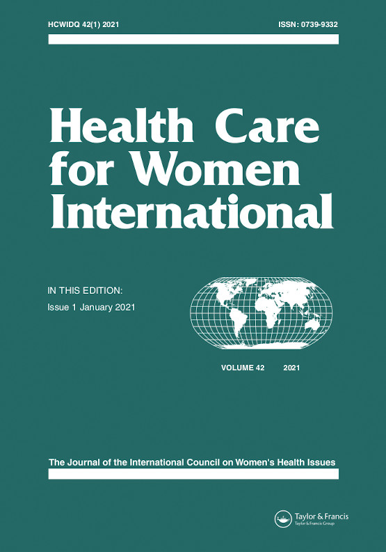 Cover image - Health Care for Women International