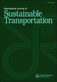 International Journal of Sustainable Transportation