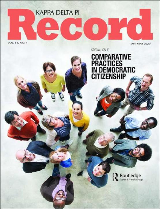 Cover image - Kappa Delta Pi Record