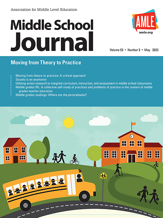 Cover image - Middle School Journal