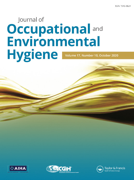 Cover image - Journal of Occupational and Environmental Hygiene
