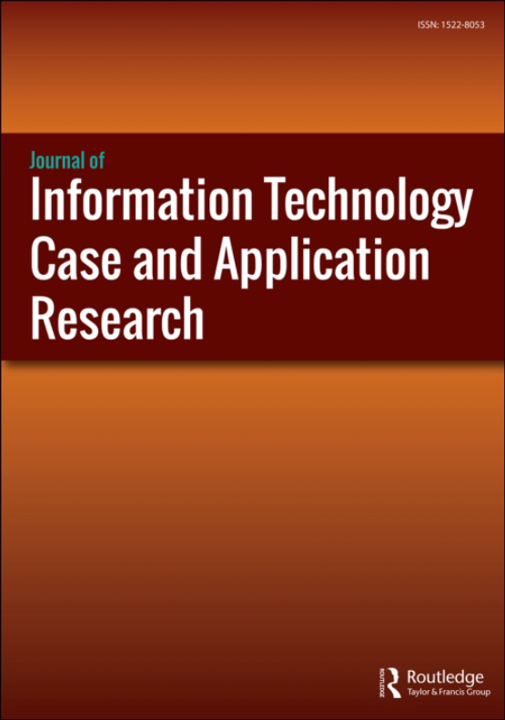 Cover image - Journal of Information Technology Case and Application Research