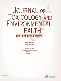 Journal of Toxicology and Environmental Health, Part B
