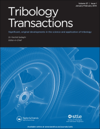 Tribology Transactions