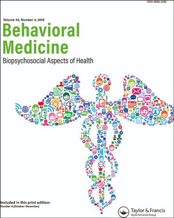 Cover image - Behavioral Medicine