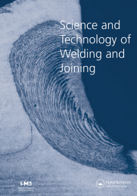 Science and Technology of Welding and Joining