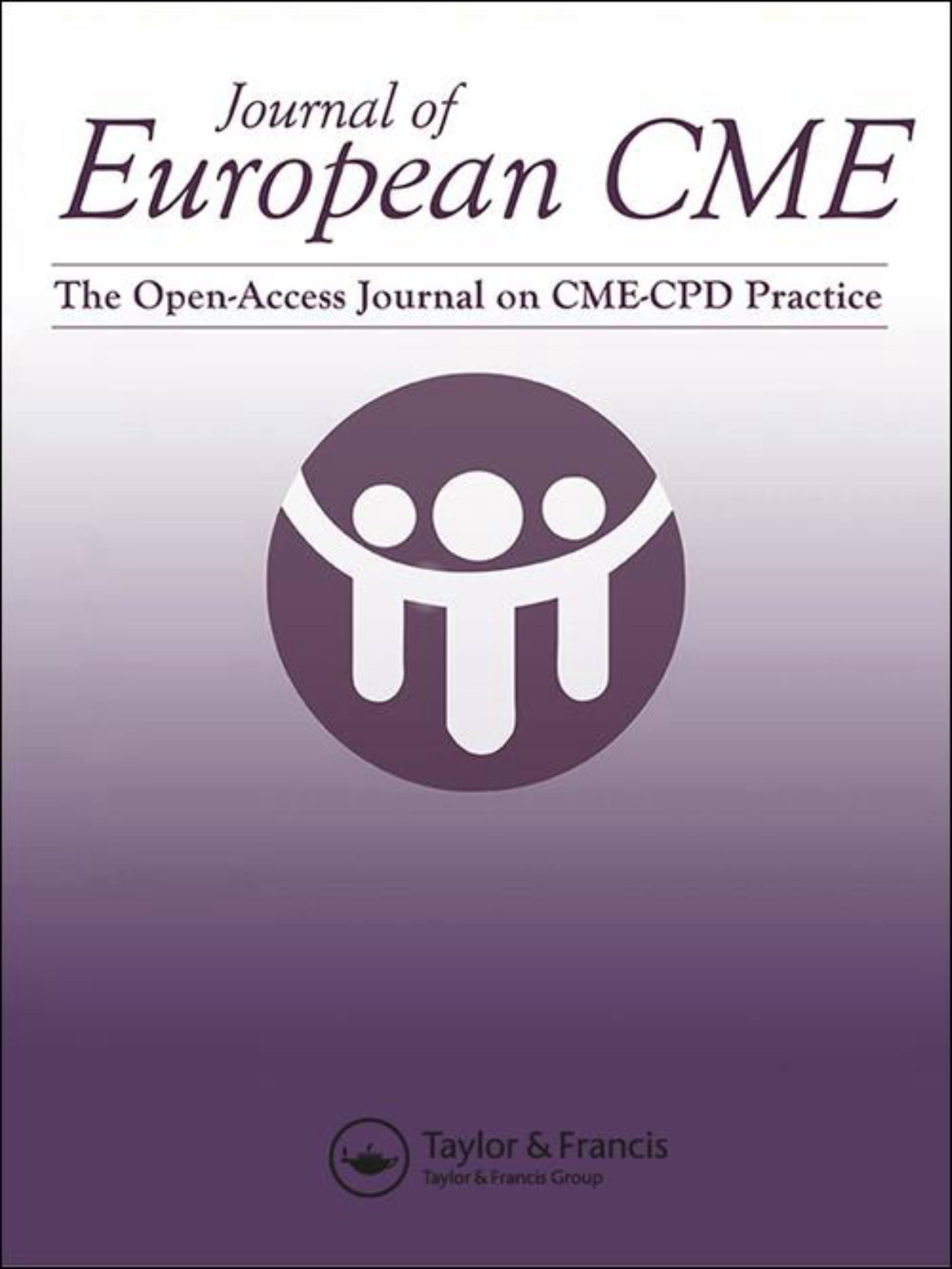 Cover image - Journal of European CME